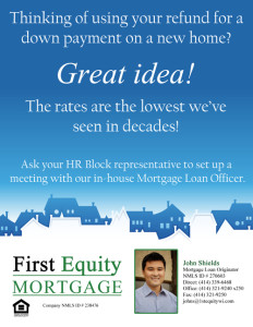 1st Equity Mortage - Poster
