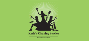 Katies Cleaning Service - Logo