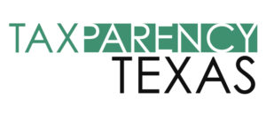 Taxparency Texas