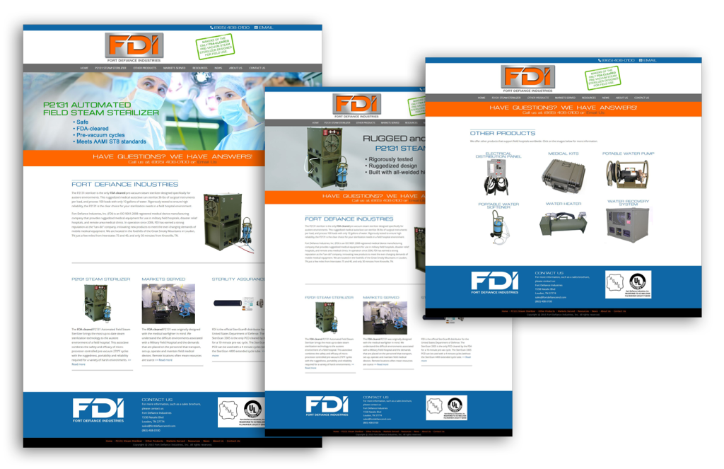 FDI-website