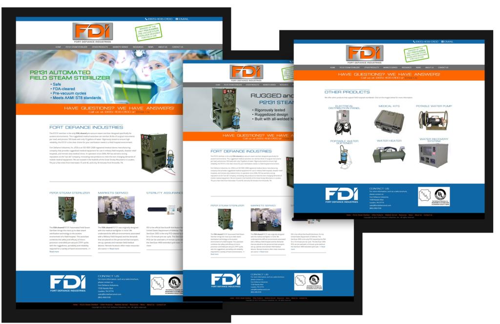FDI-website