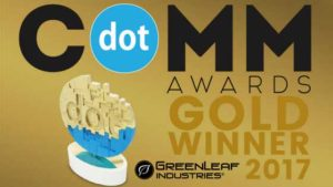 GreenLeaf Industries Gold Award