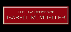 Law Offices of Isabell M Mueller - Logo Design
