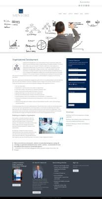Mentore website3