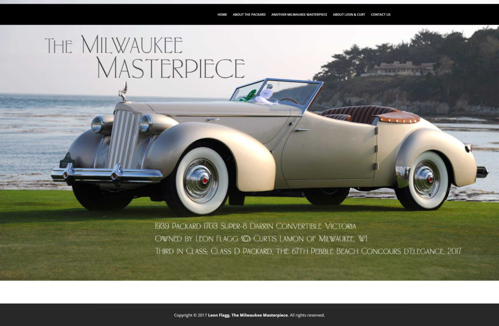 Milwaukee Masterpiece | Website Design & Development | EVH Marketing