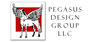 Pegasus Design Group, Milwaukee WI - Logo