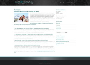 Resnick and Resnick - Website